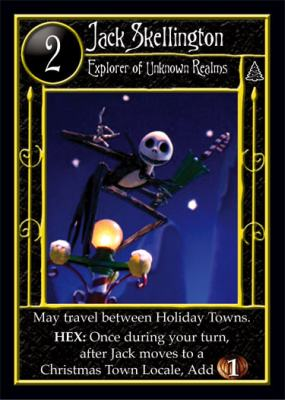 Jack Skellington - Explorer of Unknown Realms