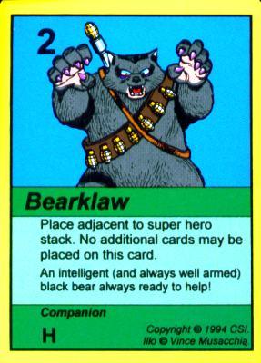 Bearklaw