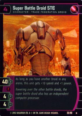 Super Battle Droid 5TE