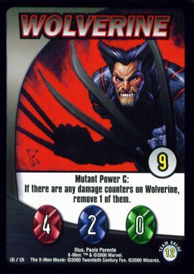 Wolverine (S)